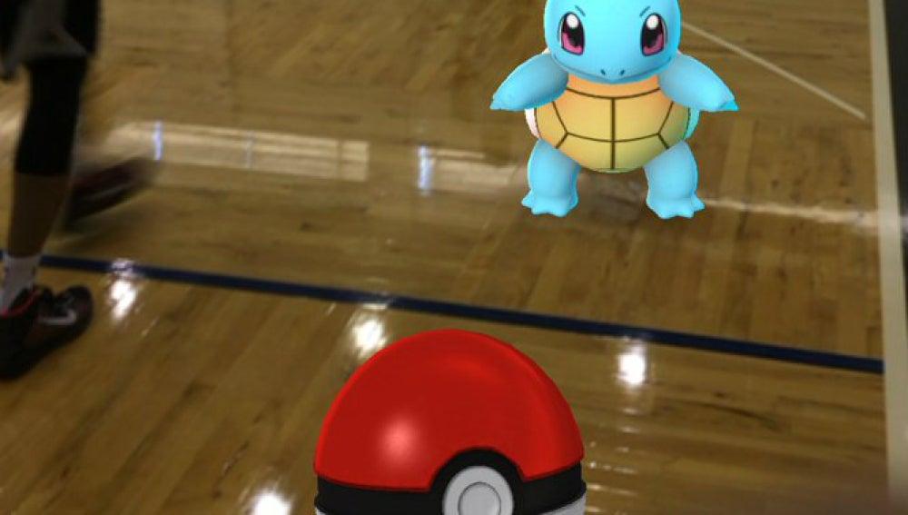 Pokémon Go llega al deporte