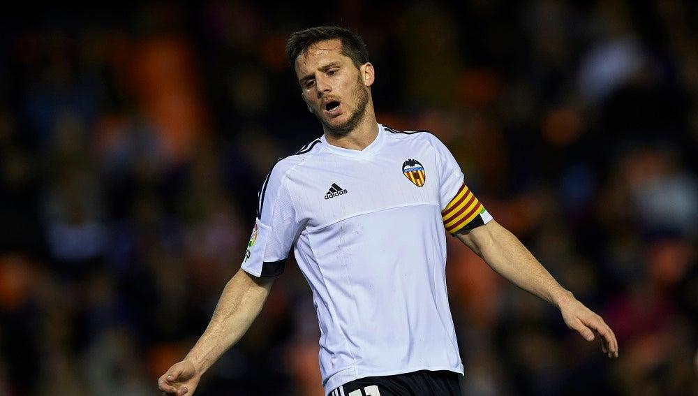 Pablo Piatti, nuevo jugador del Espanyol tras cinco años en el Valencia