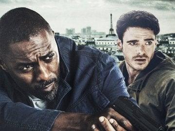 Cartel de la película 'Bastille Day'