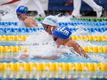 Jessica Vall suma su tercer oro en los Campeonatos de España