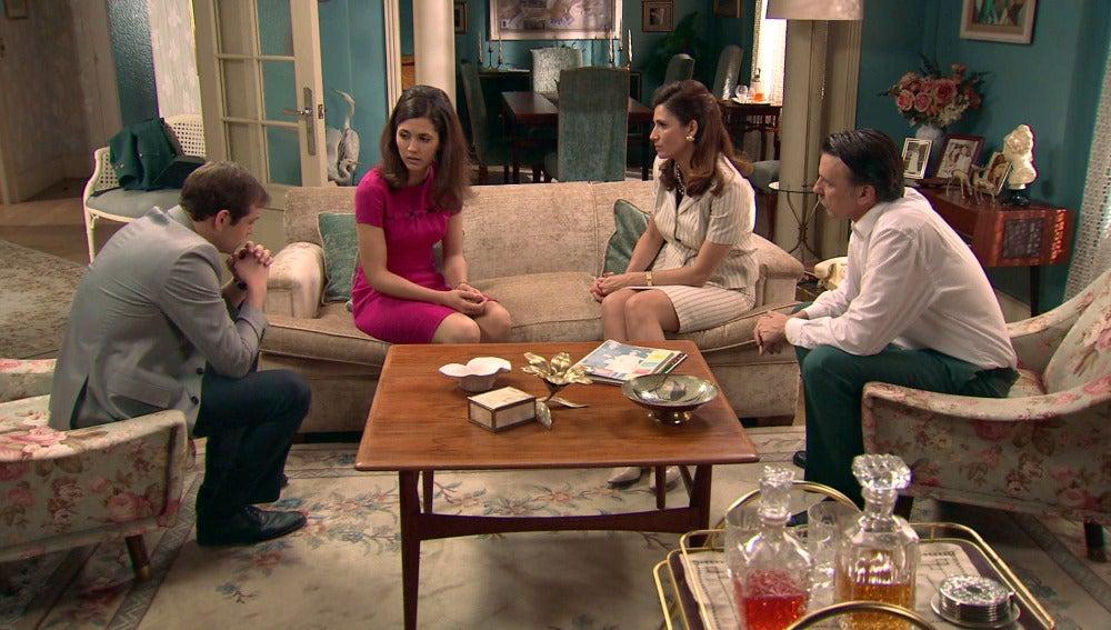 ¿Conseguirá Adela convencer a Sofía para que se opere?