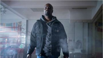 Mike Colter en 'Luke Cage'