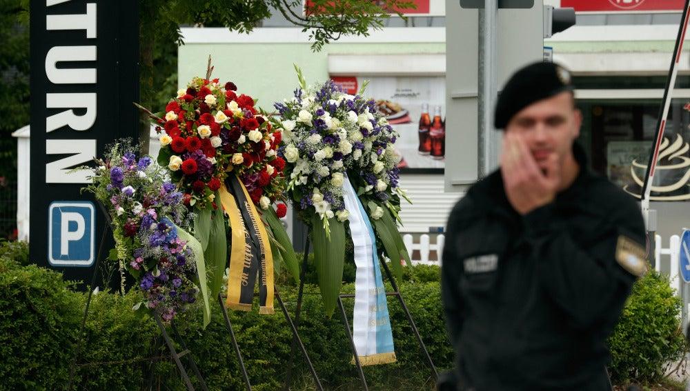 Conmoción en Múnich tras el tiroteo