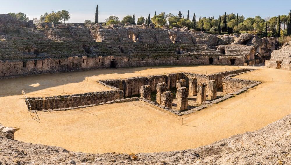 Ruinas de Itálica (Sevilla)