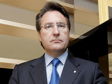 Juan Antonio Cano, presidente de Afinsa.