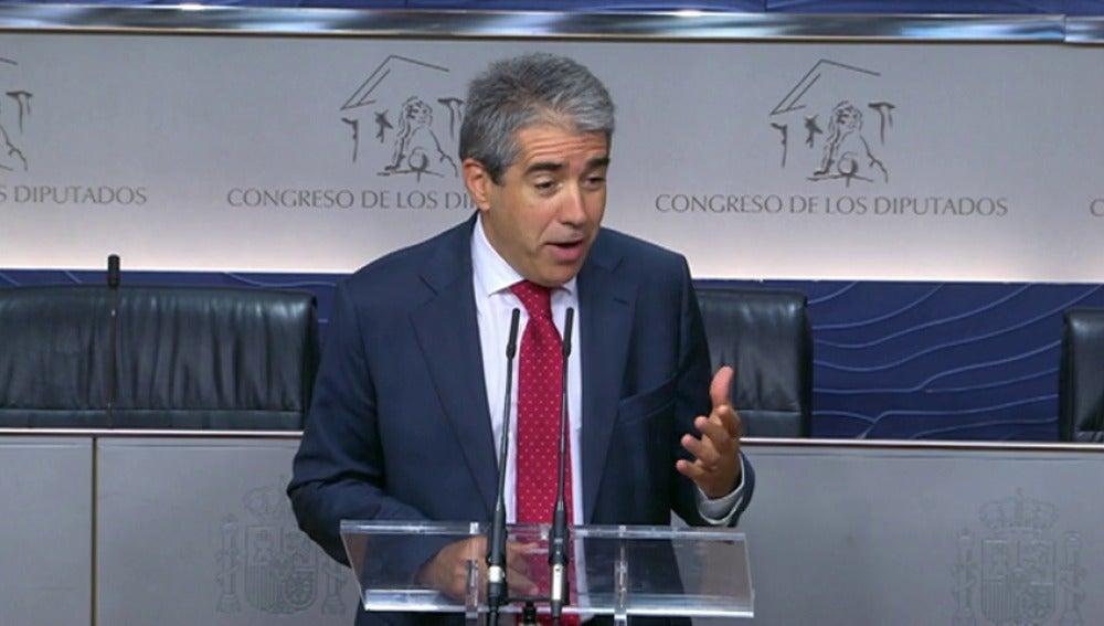 """Frame 1.784218 de: Homs ve a los candidatos """"en su madriguera"""" y no descarta otras elecciones"""