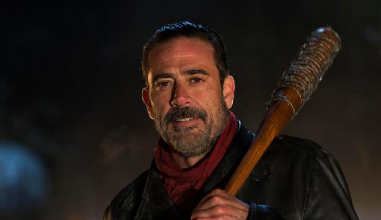 Jeffrey Dean Morgan en 'The Walking Dead'