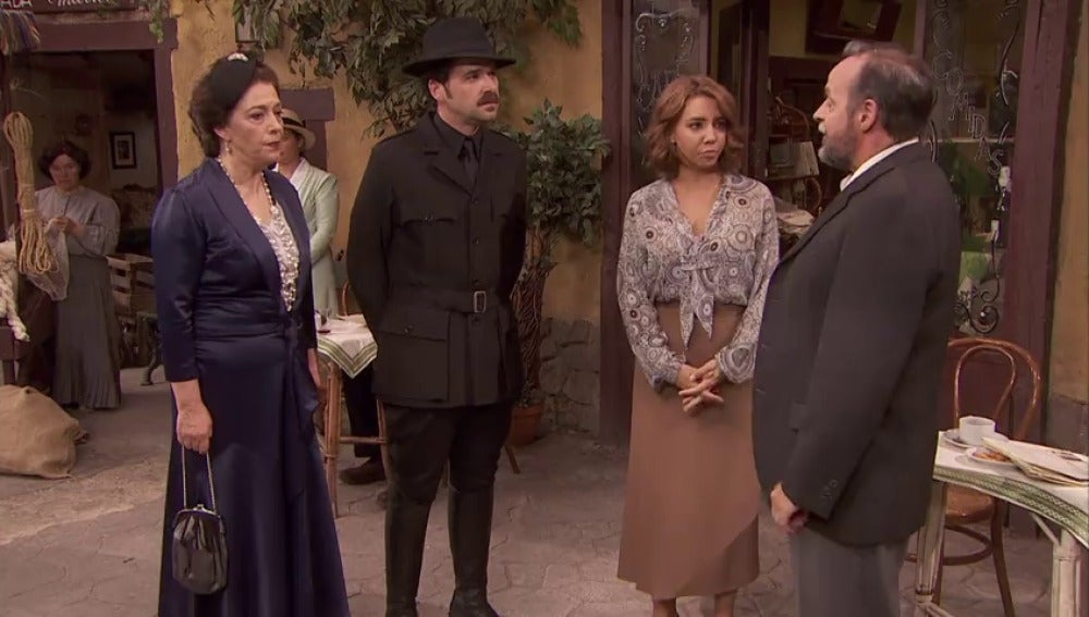 Raimundo se enfrenta a Cristobal