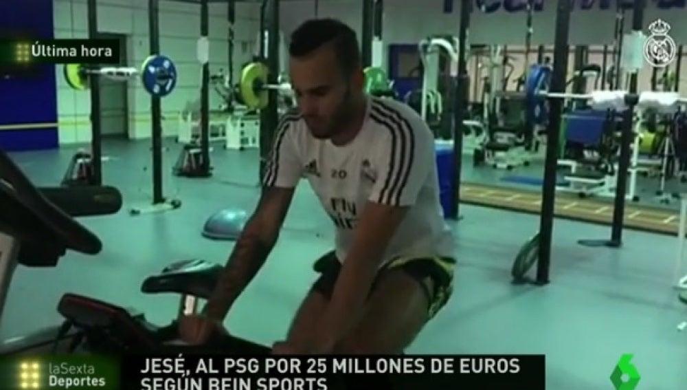 Jesé, al PSG por 25 millones de euros