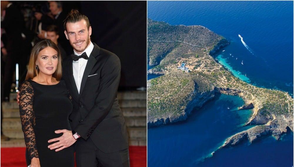 Bale alquiló la isla de Tagomago en Ibiza