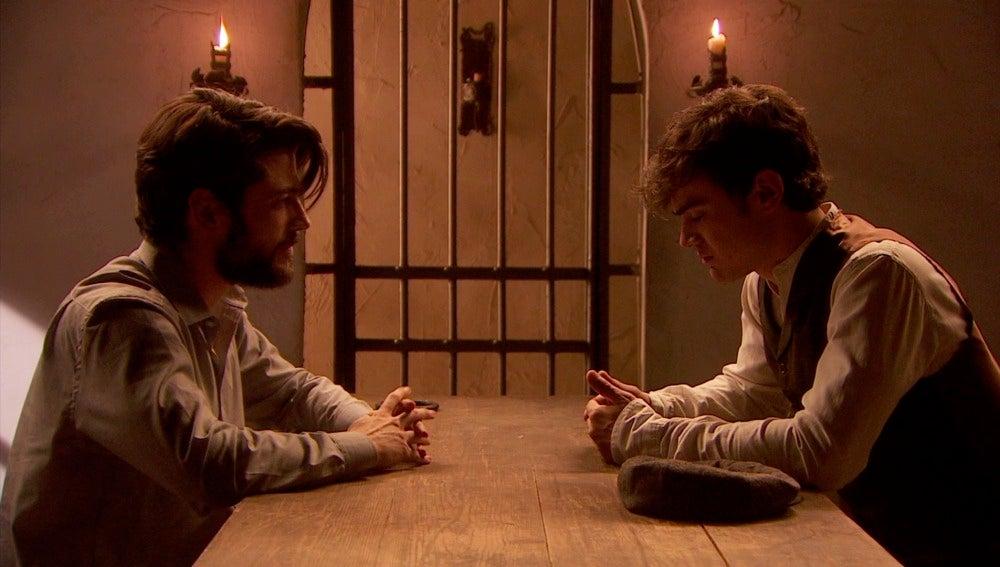 Hernando desea que Matías sea el esposo de Beatr