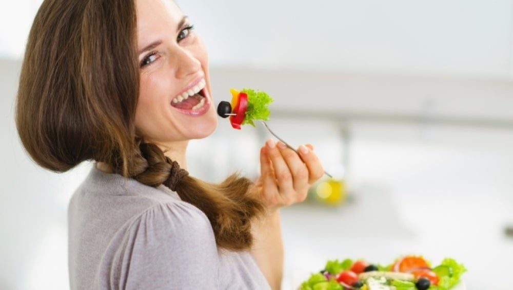Siete ensaladas sin lechuga muy diferentes