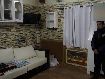 Frame 1.871216 de: Un capo de la droga tenía una suite de tres habitaciones en la cárcel donde cumplía condena