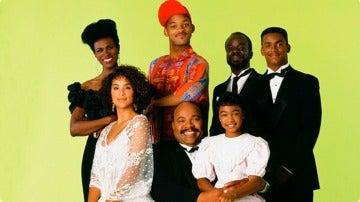 La familia Banks en 'El príncipe de Bel-Air'