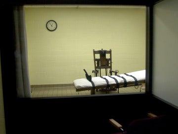 Sala donde se aplica la inyección letal