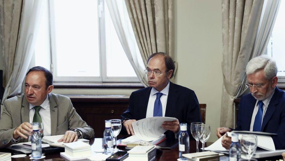 Reunión de la Mesa del Senado
