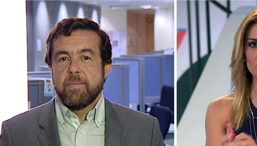 Miguel Gutiérrez en Espejo Público