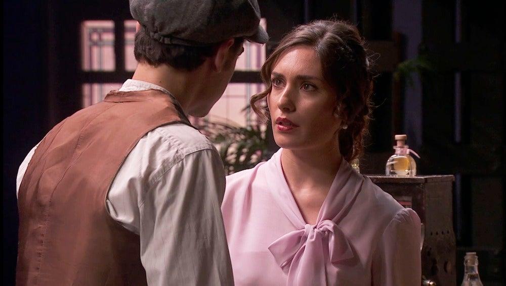 Camila y Matías tienen un plan