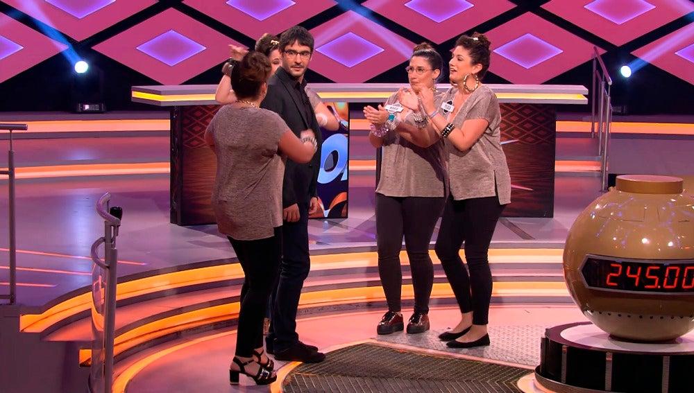Las 'Joyitas', nuevas concursantes de '¡Boom!'
