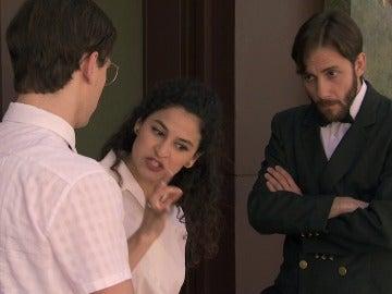 Carmen para los pies a Federico