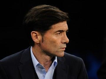 Marcelino, entrenador del Villarreal
