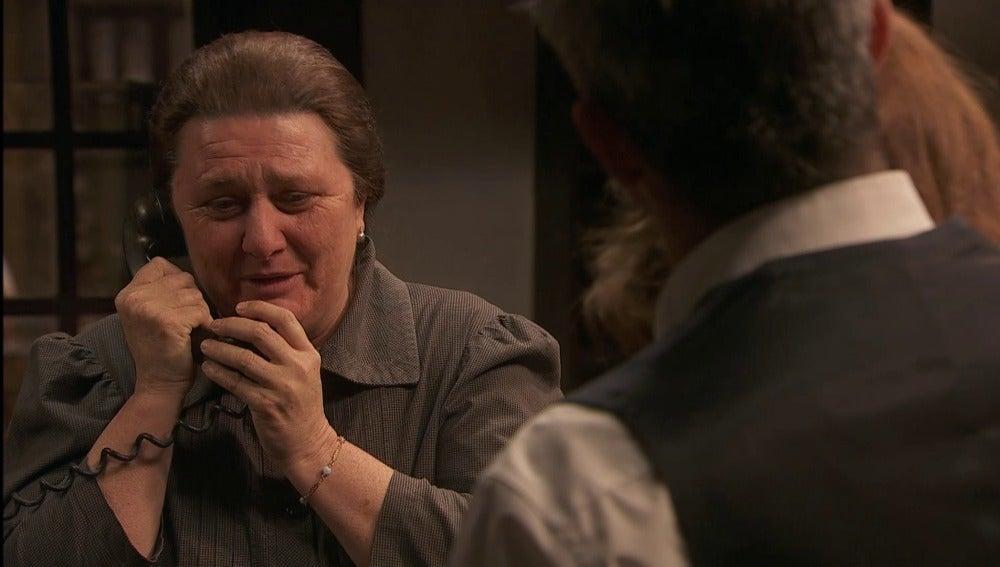 Rosario, cada vez más preocupada por Mariana