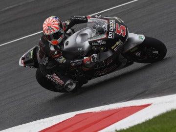 Johann Zarco vence en el GP de Austria de Moto2