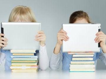 Niños y tecnologia