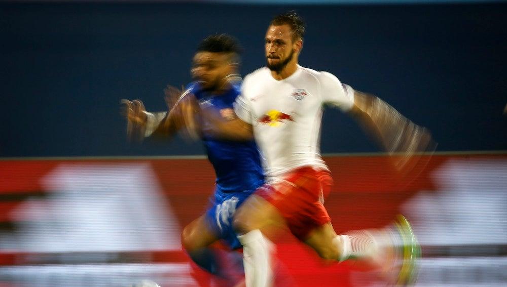 Dinamo de Zagreb vs Salzburgo
