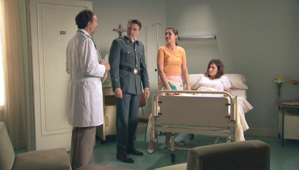 Sofía puede tratar su enfermedad en Suiza