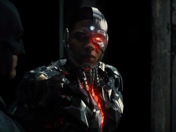 Cyborg se dejará ver en la película de El Velocista Escarlata