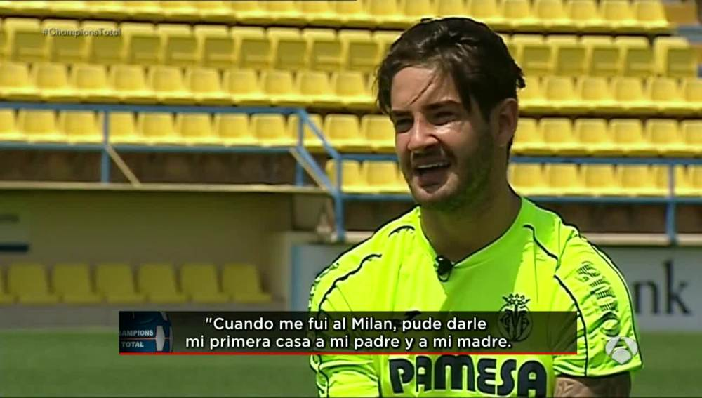 Pato, jugador del Villarreal