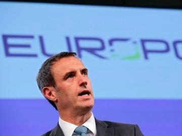 El director de Europol, Rob Wainwright