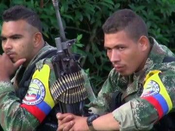 Frame 8.813802 de: Las delegaciones del Gobierno de Colombia y las FARC finalizan las negociaciones de paz en La Habana