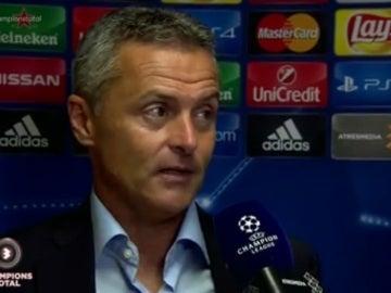 Fran Escribá, técnico del Villarreal