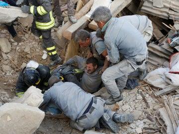 Terremoto en Amatrice