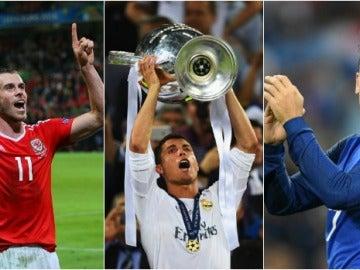 Cristiano, Bale y Griezmann se juegan el premio a Mejor Jugador de Europa