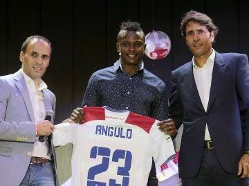 'Tin' Angulo, supendido en el Granada por dopaje
