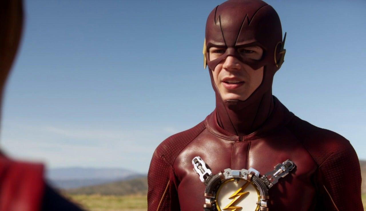 Llega un nuevo superhéroe, Flash