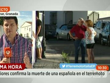 Frame 78.034723 de: directo española terremoto