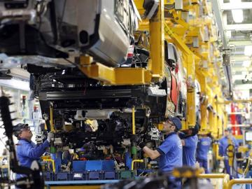 La economía española registró un crecimiento trimestral