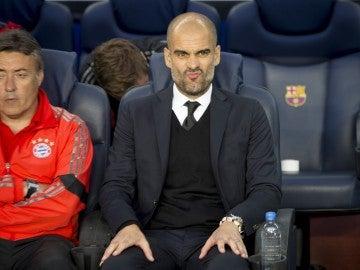 guardiola vuelve al Camp Nou con viejos conocidos en el Barcelona