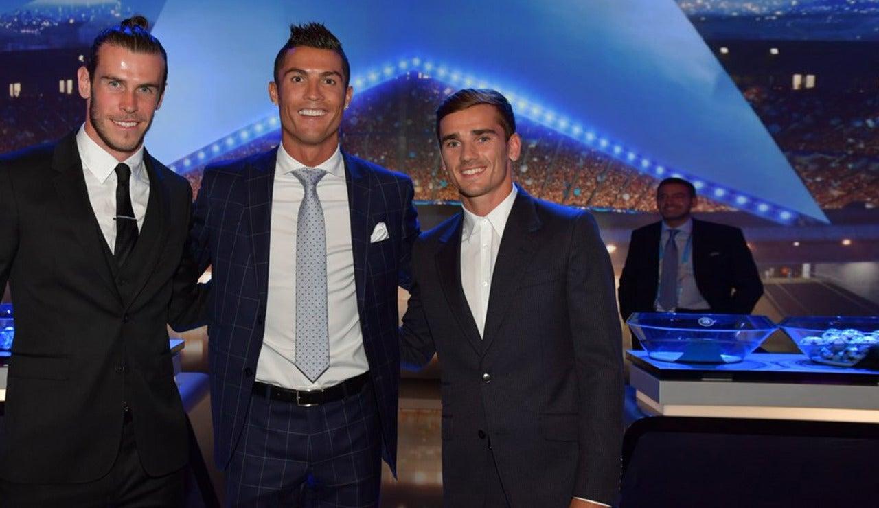 Sorteo Champions League 2016