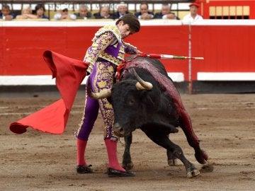 Garrido se lleva la tarde en Bilbao en derroche de entrega y responsabilidad