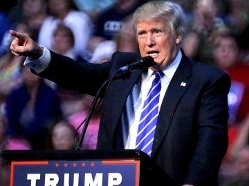 Trump asegura que los afroamericanos le votarán en las elecciones de noviembre