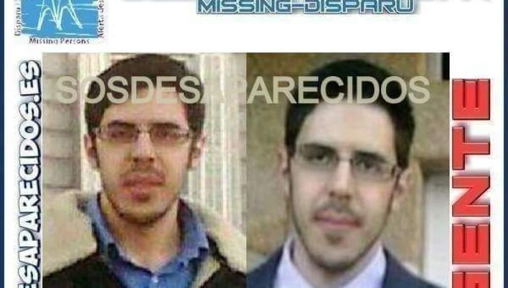 Iván Durán Valverde, pontevedrés desaparecido