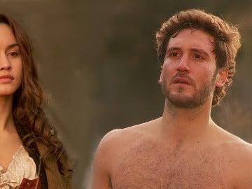 La primera vez que Pepa y Tristán se vieron