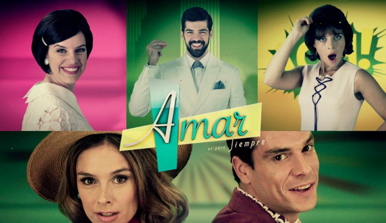 Antena 3 tv cap tulos completos de 39 amar es para siempre 39 - Antena 3 tv series amar es para siempre ...