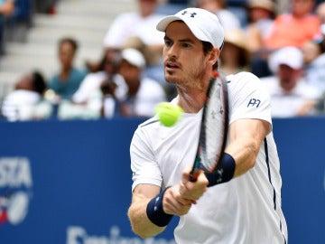Andy Murray se impuso a Paolo Lorenzi tras más de tres horas de partido