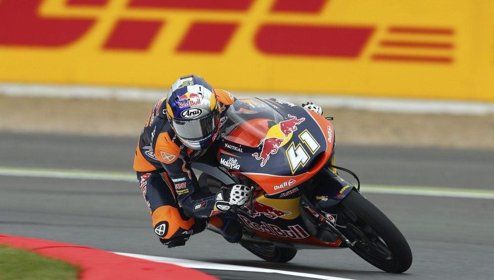 Brad Binder gana el GP de Gran Bretaña de Moto3